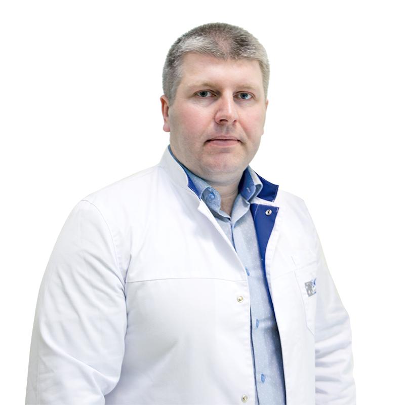 СМИРНОВ Сергей, врач анестезиолог-реаниматолог, клиника ЕМС Москва
