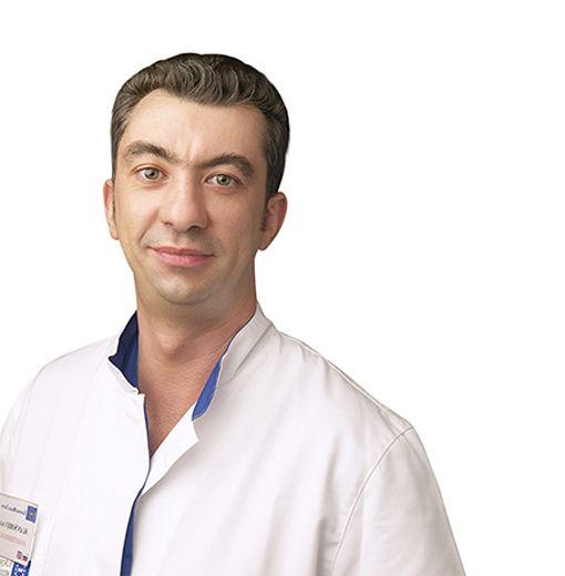 СОБИЕВ Алан, Врач анестезиолог-реаниматолог, клиника ЕМС Москва