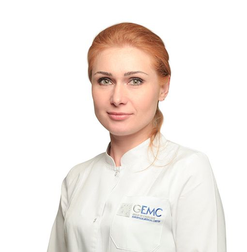 СОКЛАКОВА Ольга, Медицинская сестра, клиника ЕМС Москва