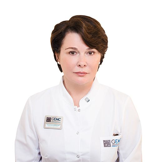 SOSNOVSKAYA Nadezhda, Dermatologist - cosmetologist, Leading specialist of the clinic, клиника ЕМС Москва