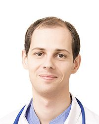 Сотников Илья Алексеевич - педиатр детской клиники EMC