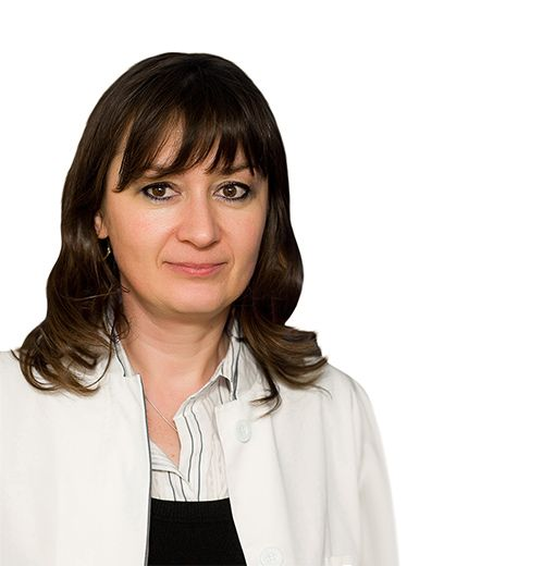 STEPANOVA Olga, General practitioner, клиника ЕМС Москва
