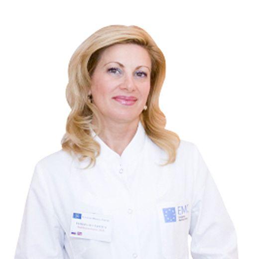 SULTANOVA Elmira, Ophthalmologist , клиника ЕМС Москва
