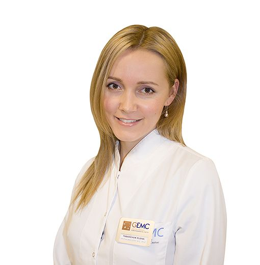 TABARCHUK Elena, Ophthalmologist, клиника ЕМС Москва
