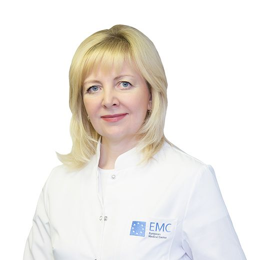 ТАБУНОВА Лилия, Физиотерапевт, клиника ЕМС Москва