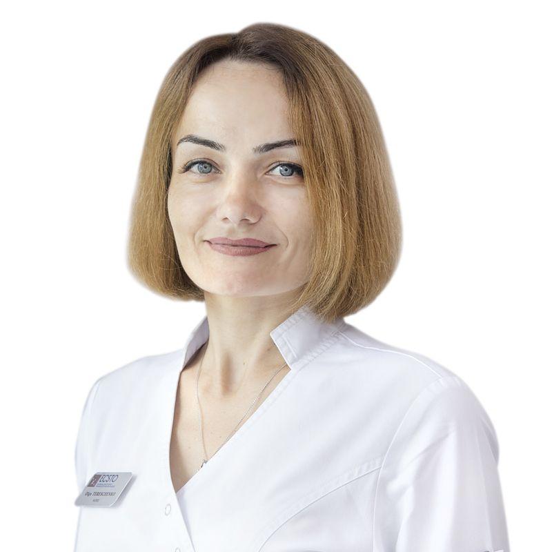ТЕРЕЩЕНКО Ольга, Медицинская сестра процедурная, клиника ЕМС Москва