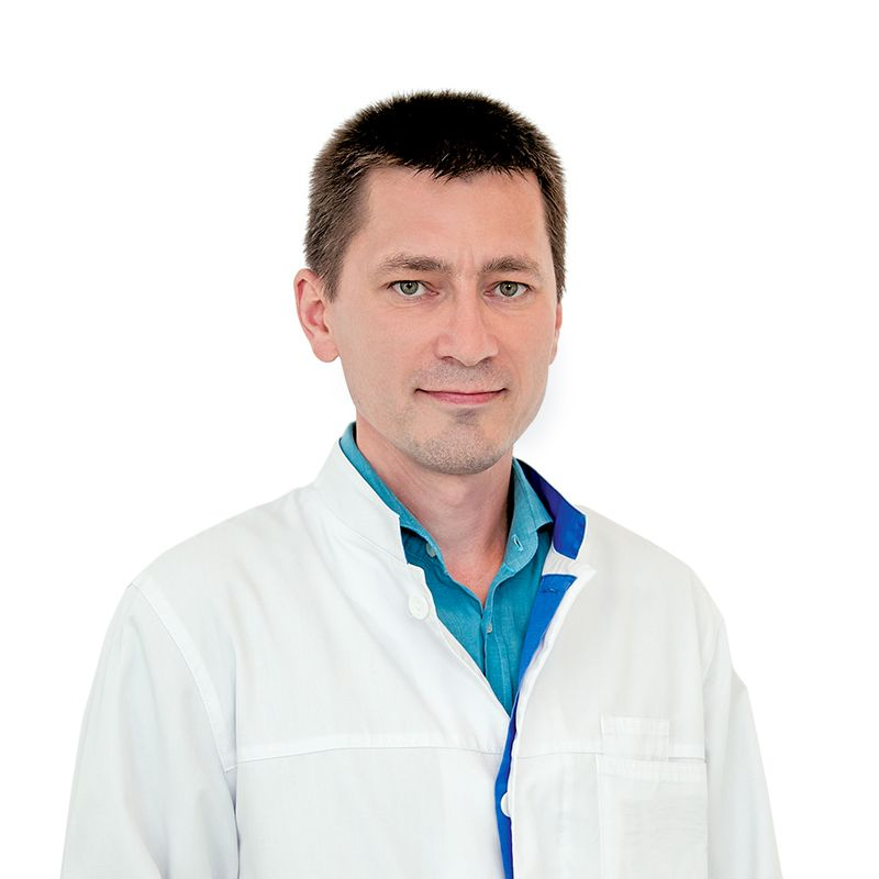 TERPIGOREV Stanislav, Pulmonologist, клиника ЕМС Москва