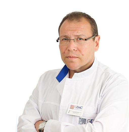 TIRSI Karim, Urologist, andrologist, клиника ЕМС Москва