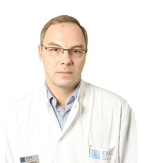 TOPOLSKY Alexey, Senior general practitioner, клиника ЕМС Москва