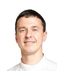 Требушенков Андрей Юрьевич - врач-рентгенолог отделения лучевой диагностики ЕМС.