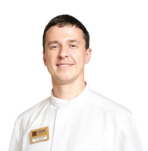 TREBUSHENKOV Andrey, Radiologist, клиника ЕМС Москва