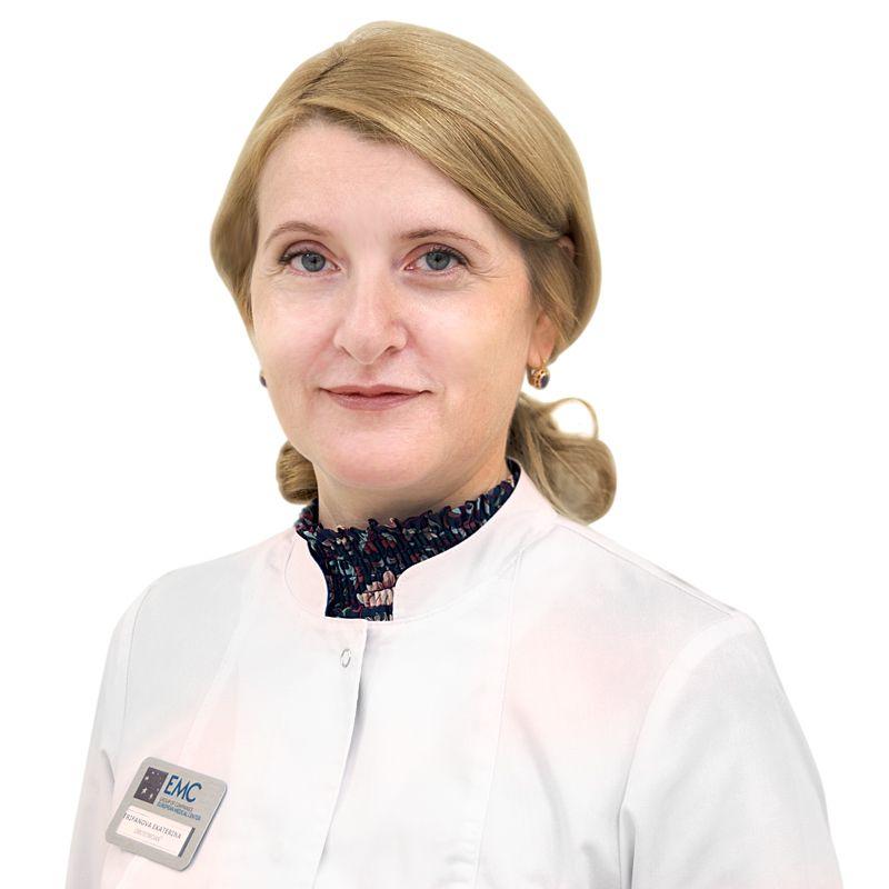 ТРИФАНОВА Екатерина, клиника ЕМС Москва
