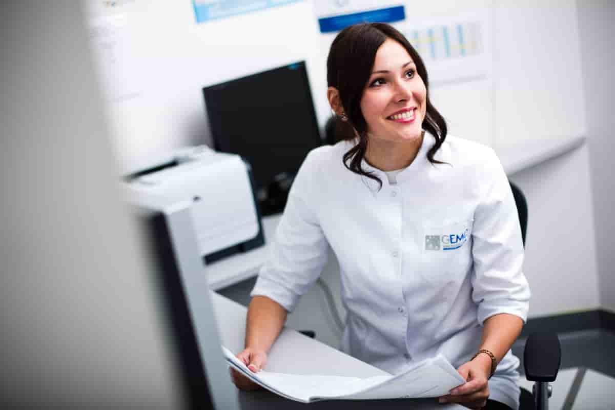 КТ легких с внутривенным контрастированием в ЕМС