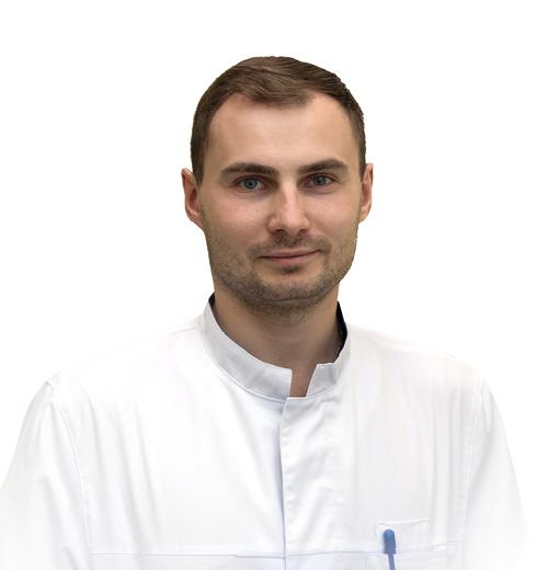 ВАЛЯЛОВ Кирилл, Врач УЗИ, клиника ЕМС Москва