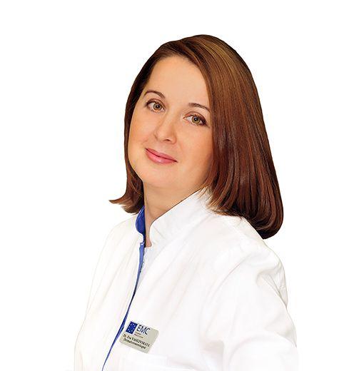 ПЕЧАТНИКОВА Ева, Дерматовенеролог, косметолог, клиника ЕМС Москва