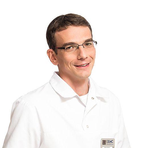 ВЕТКОВ Иван, Оториноларинголог-хирург, клиника ЕМС Москва