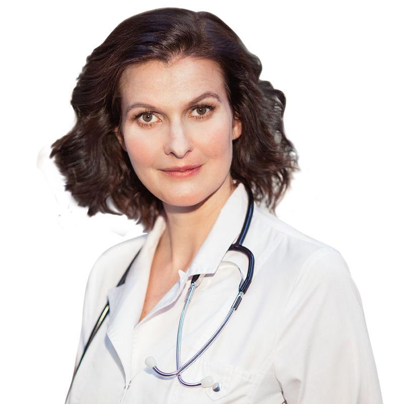 VLASOVA Victoria, Pediatrician, клиника ЕМС Москва
