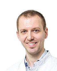 Волков Никита Викторович – педиатр детской клиники EMC