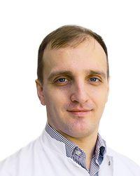 ВОЛКОВ Михаил, Реабилитолог, врач спортивной медицины, клиника ЕМС Москва