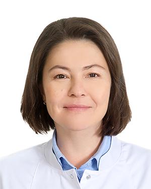 ВОЛКОВА Анвара, Невролог, клиника ЕМС Москва
