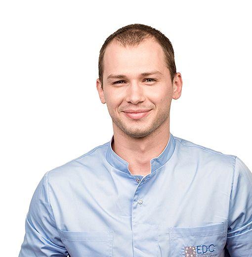 VOROTNIKOV Konstantin, Prosthodontist, клиника ЕМС Москва