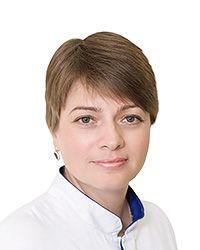 Вради Алла Сергеевна – ангиолог клиники сердца и сосудов ЕМС. Диагностика тромбов в просвете при УЗДС.