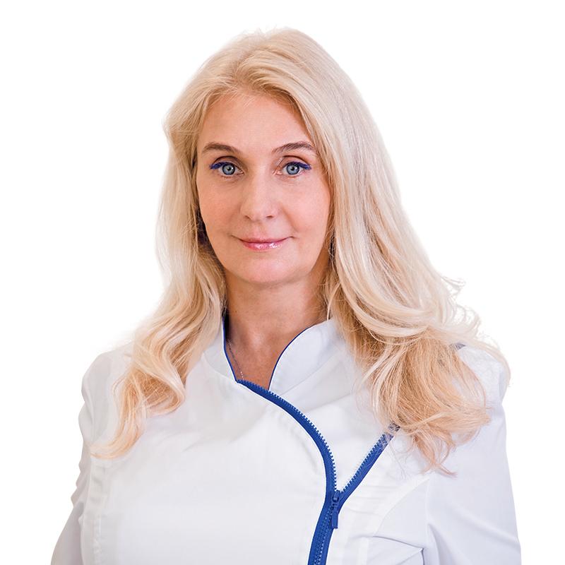 ЯГОДКИНА Ольга, ведущий косметолог (эстетист), клиника ЕМС Москва