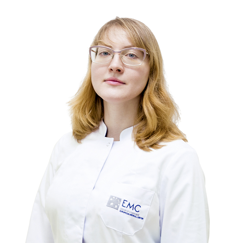ЯКУШИНА Софья, Инфекционист, клиника ЕМС Москва