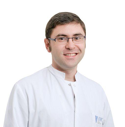 YANDYBAEV Vladislav, Anesthesiologist, transfusiologist, spesialist of Pain Management Clinic, клиника ЕМС Москва