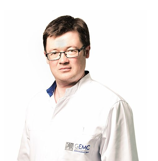 YUTKIN Evgeny, Embryologist, Head of the Embryology Department of the Reproductive and Antenatal Medicine Clinic at the EMC, клиника ЕМС Москва