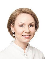 Замахина Евгения Викторовна – педиатр, к.м.н. детской клиники EMC