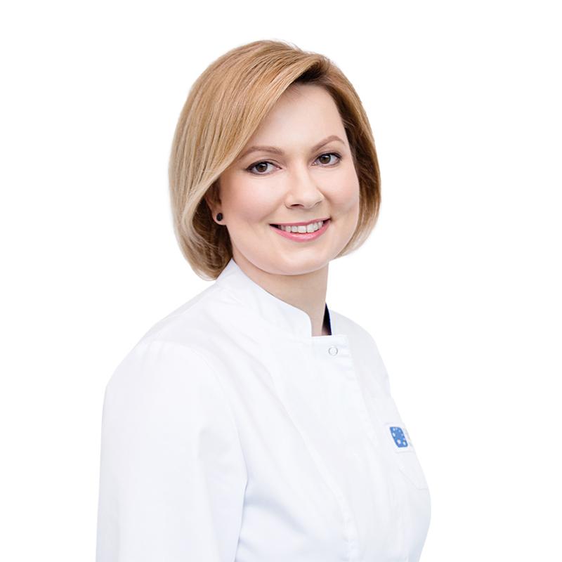 ZAVADENKO Alexandra, neurologist, клиника ЕМС Москва