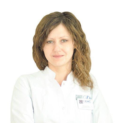 ЗАЙЦЕВА Юлия, Врач анестезиолог-реаниматолог, клиника ЕМС Москва